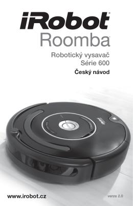 Robotický vysavač Série 600
