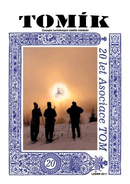 Tomík leden 2011 - Asociace TOM – Pro členy