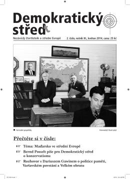 2/2014 - Demokratický střed