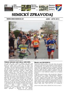 01/2013 - Obec Semice