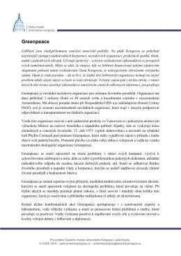 VPZ - Český model amerického kongresu 2014
