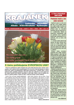 Krajánek 03/2014 - KSČM Hradec Králové