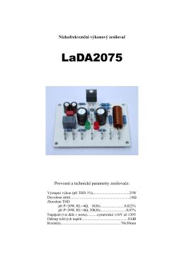 LaDA2075