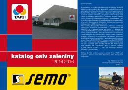 Katalog osiv firmy TAKII 2014-2016 (PDF)