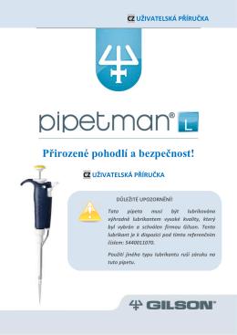 Pipetman L