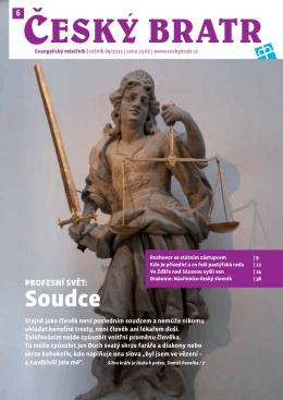 Soudce - Evangelický časopis