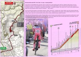 Biomatematický model 2014 - Giro d´Italia - 19. etapa
