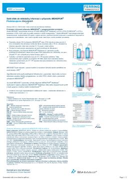 Výsledky studie MEGASET (PDF)