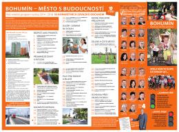 volební program ČSSD