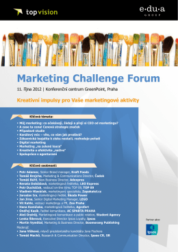 Marketing Challenge Forum