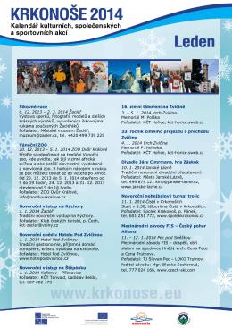 Kalendář událostí Krkonoš leden 2014 (705.11 KB, 01_AJ_oprava.pdf)