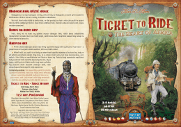 Ticket to Ride Afrika