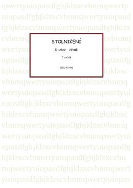 Souhrnné stolničení pro žáky 2. ročníku ve formátu *.PDF