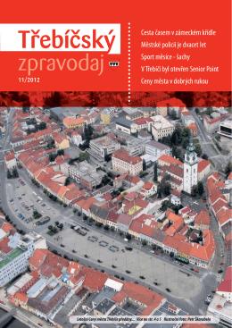 Třebíčský zpravodaj č. 11/2012