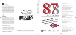 Norská inspirace : kultura občanského života v