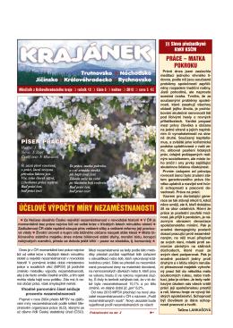 Krajánek 05/2013 - KSČM Hradec Králové