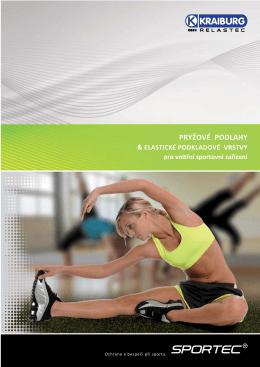 PRYŽOVÉ PODLAHY - Domafit Fitness