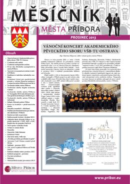 122013 - Město Příbor