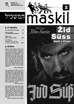 č.2 - Maskil