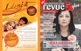 VĚRA JOUROVÁ - Senior revue
