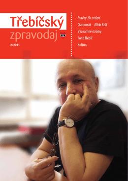 Třebíčský zpravodaj č. 2/2011