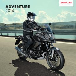 Adventure 2014