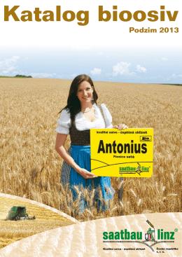 Katalog bioosiv podzim 2013 - Saatbau Linz Česká republika spol s ro
