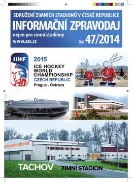 Informační zpravodaj - Sdružení Zimních Stadionů