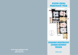 Standardní nedestruktivní stavebně-historický průzkum (Petr Macek