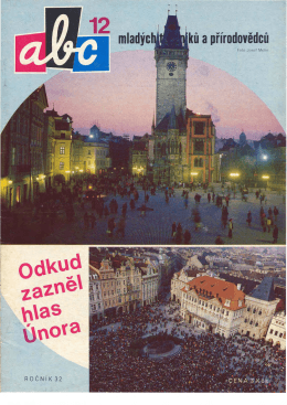 12.číslo s datumem 26.února 1988