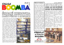 č. 4 - Boomba