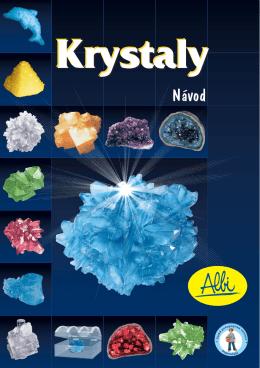 Stáhnout materiál Technologie pěstování krystalů