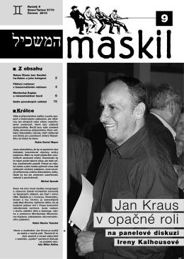 č.9 - Maskil