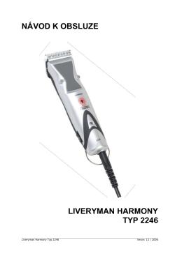 Liveryman HARMONY 2246