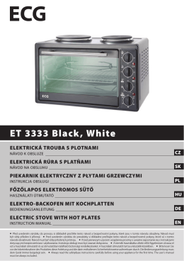 ET 3333 Black, White