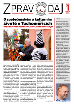 č.1 březen 2014