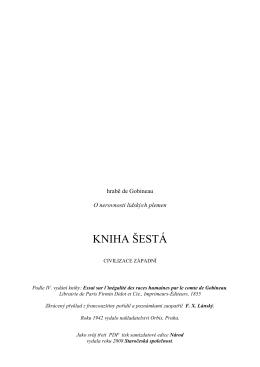KNIHA ŠESTÁ - WordPress.com