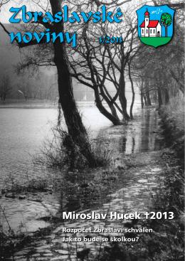 Zbraslavské noviny 3/2013