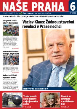 Naše Praha 6