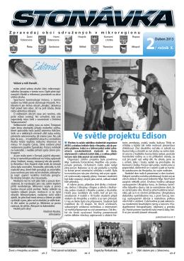 Editorial - komorní Lhotka