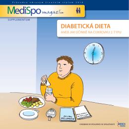 Diabetická dieta 2012 - Koutek zdravého životního stylu