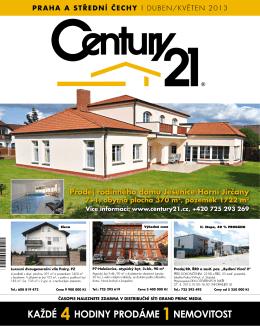 prodej rodinného domu Jesenice-Horní Jirčany