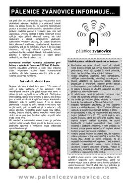 www.palenicezvanovice.cz