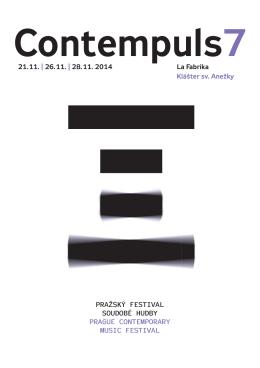 Programová brožura Contempuls 7 ke stažení zde