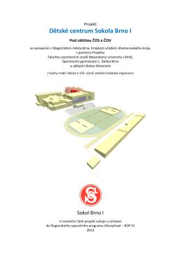 dětské centrum sokola brno i (pdf)