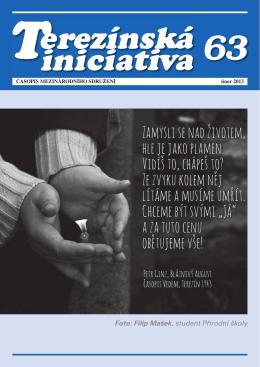 č. 63 - leden 2013 - Institut Terezínské iniciativy