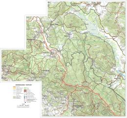 T ojm z á - S n Národní park Šumava