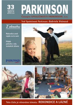č. 33 - Společnost Parkinson, os