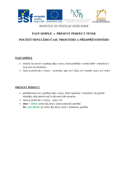 PAST SIMPLE x PRESENT PERFECT TENSE Exercises,key (1).pdf