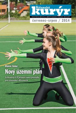 Nový územní plán - Mediální a komunikační servis Říčany, ops
